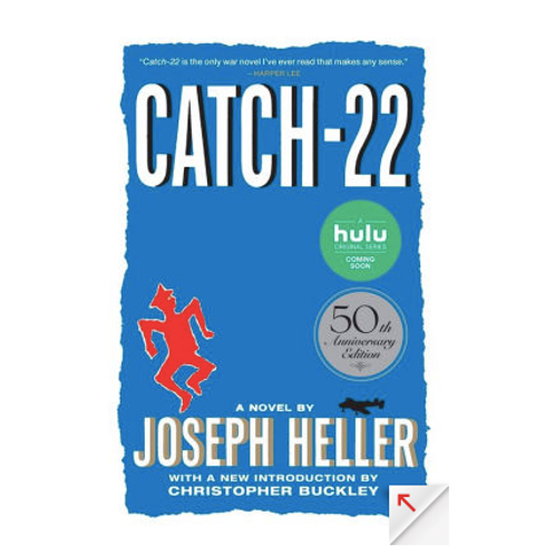 Catch- 22 by Joseph Heller