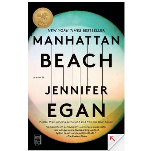 Manhattan Beach by Jennifer Egan