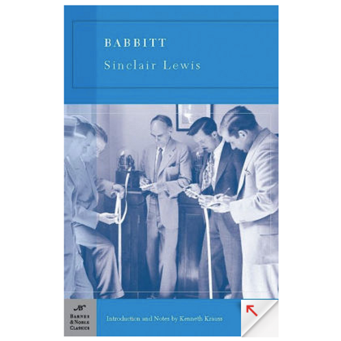 Babbittby Sinclair Lewis