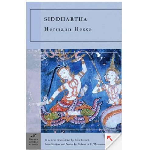 Siddharthaby Herman Hesse
