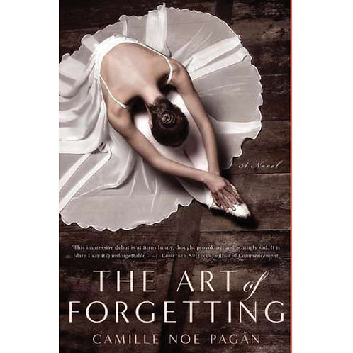 The Art of Forgetting by Camille Pagan
