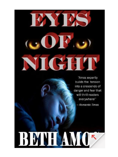 Eyes of the Night by Beth Amos