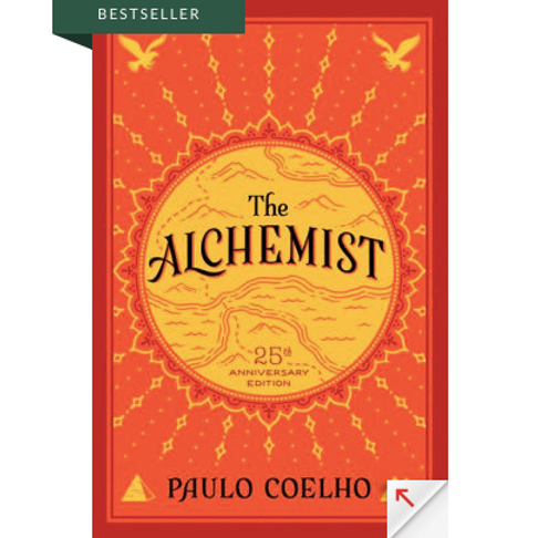 The Alchemist by Paulo Colho
