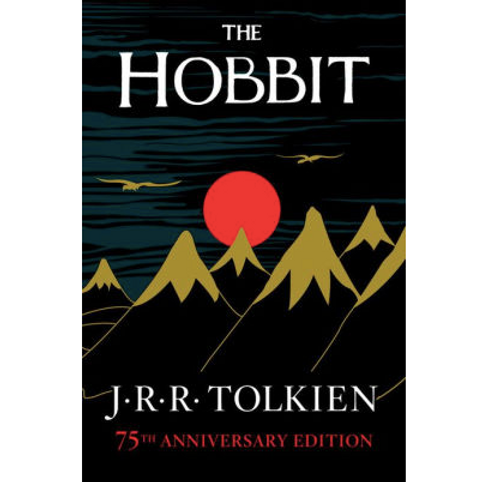 The Hobbit by J.R.R Tolken (Lord of the Rings #4)