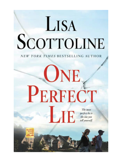 One Perfect Line by Lisa Scottoline