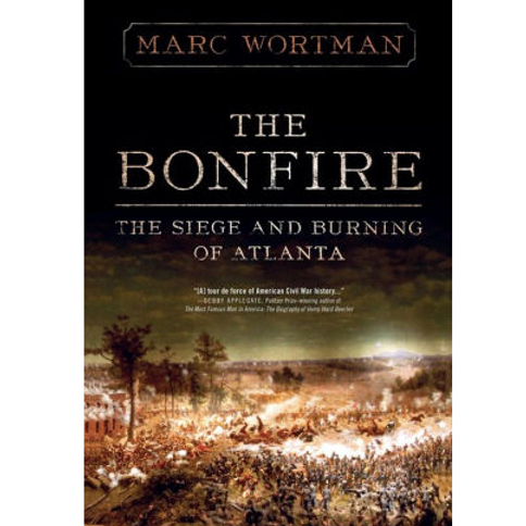 The Bonfire by Marc Wortman