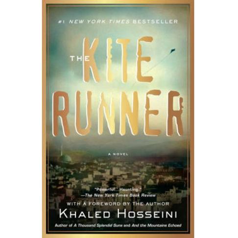 The Kite Runner by Khaled Housseini