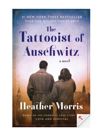 The Tattooist of AuschwitzHeather Morris