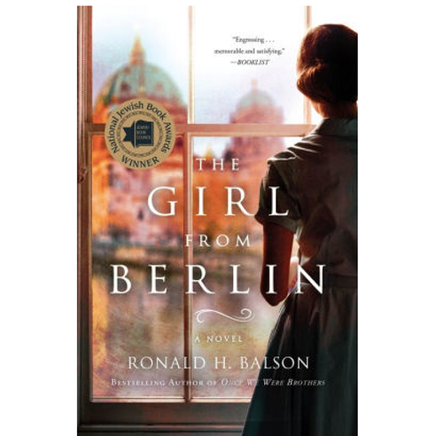 The Girl From Berlin by Ronald H. Balson (Taggart  and Lockhart #5)