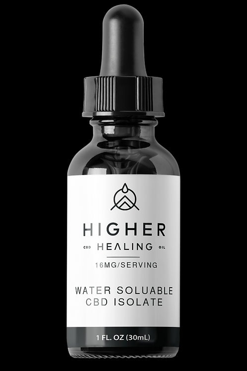 Water Soluble CBD Isolate 16mg/serving