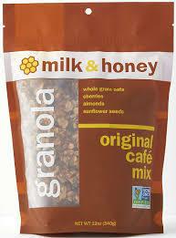 Milk & Honey Granola