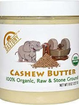 Organic Raw Nut Butter