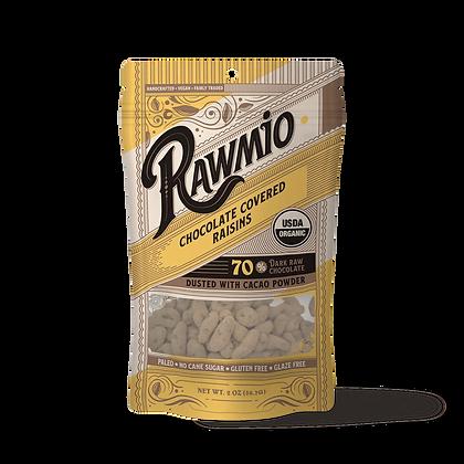 Rawmio Chocolate Covered Raisins