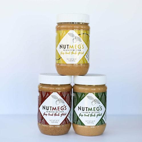 NutMegs Nut Butter