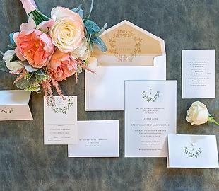 Boston Wedding Invitations