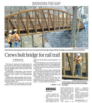 Westside Park Bridge Project