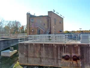 Upgraded Water Treatment Plant in Madisonville