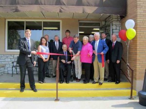 Lancaster Ribbon Cutting