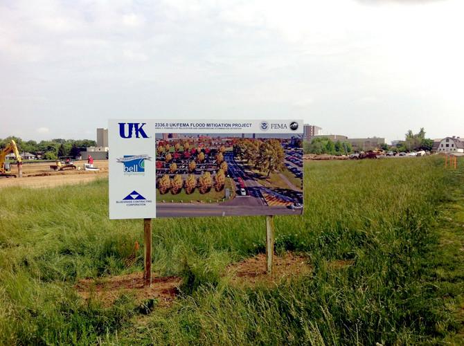 University of Kentucky/Nicholasville Road FEMA Flood Mitigation Project