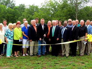 Greensburg Water Treatment Plant Ribbon Cutting