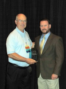 Senior VP and Firm Recognized at 2011 KY/TN Water Professionals Conference