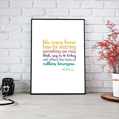 Chiropractor Quotes: Wall Art
