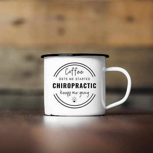 Chiropractic Coffee Cup: Chiro Mug