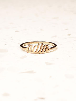 adio Ring: Chiropractic Ring