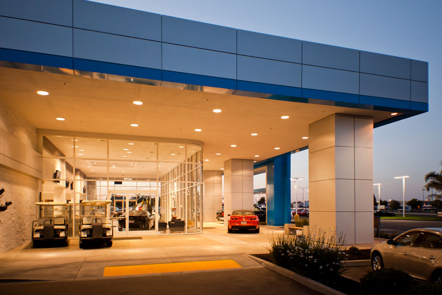 Chase-chevrolet-glass-entrance