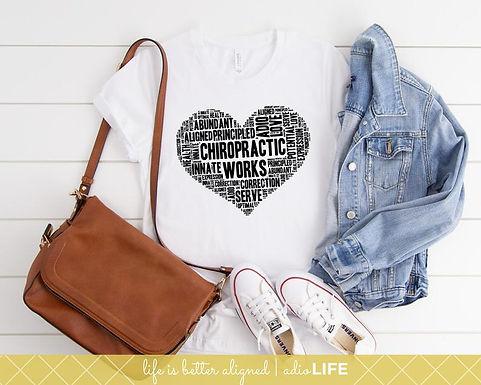 Chiropractic Works Shirt: Chiro Gift