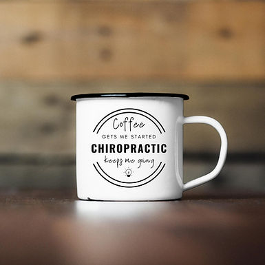 Chiropractic Coffee Cup