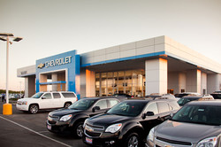 Chevrolet-building-and-parking-lot