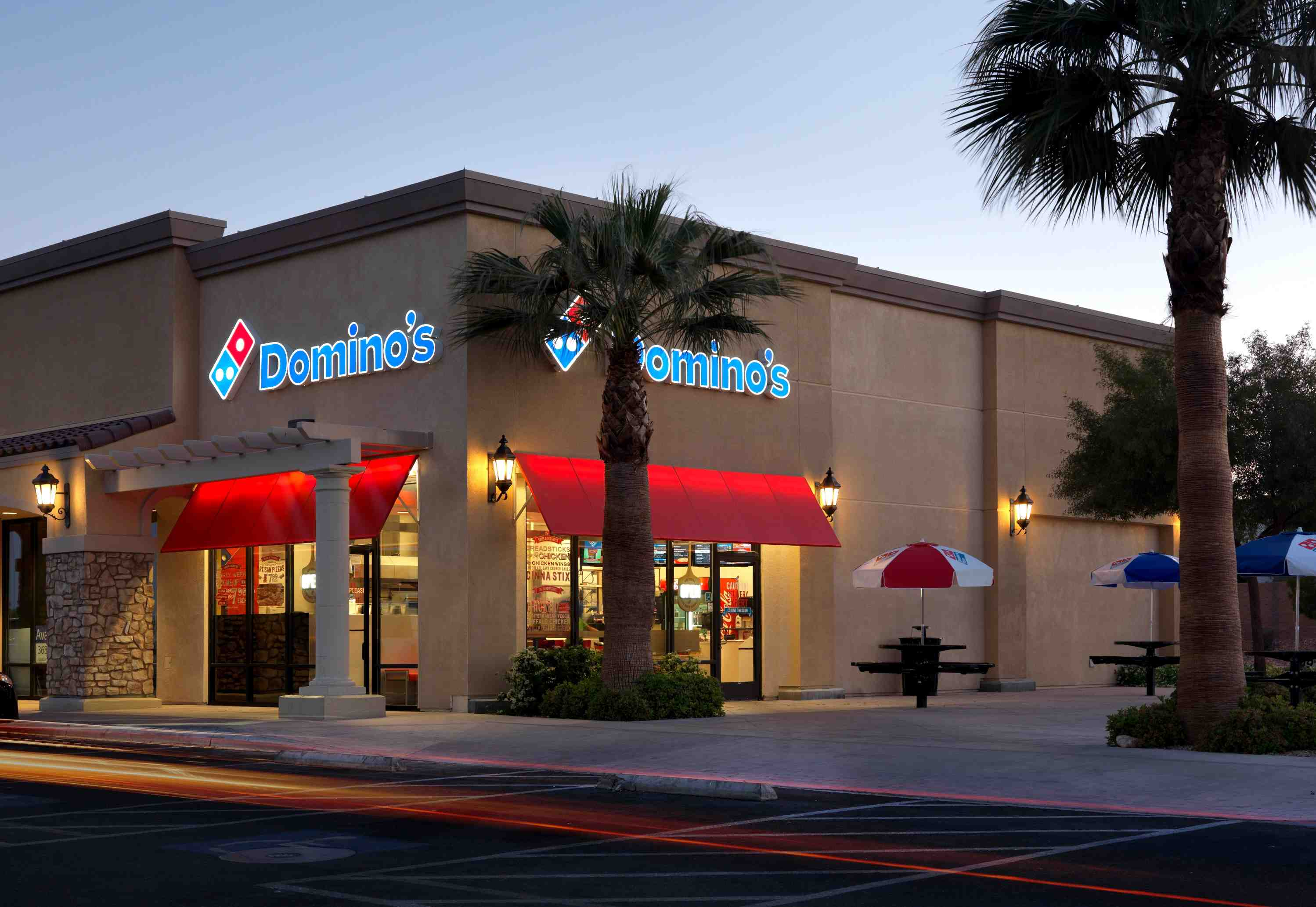 Dominos-USA