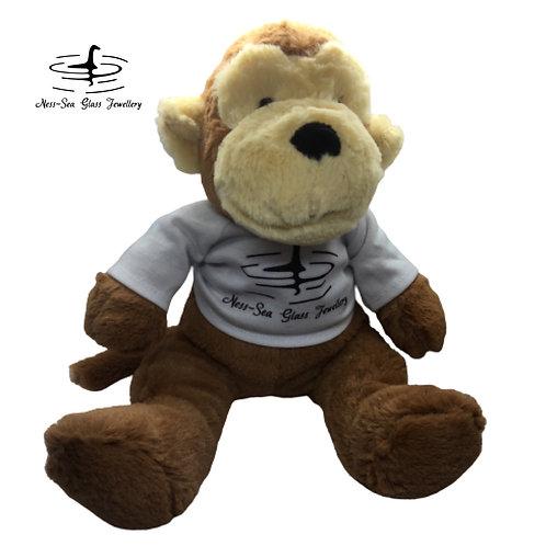 Max - Ness-Sea Glass Teddy Bears