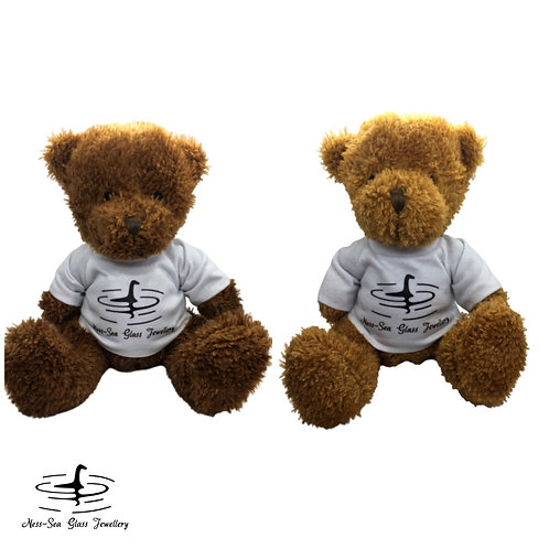 James - Ness-Sea Glass Teddy Bears
