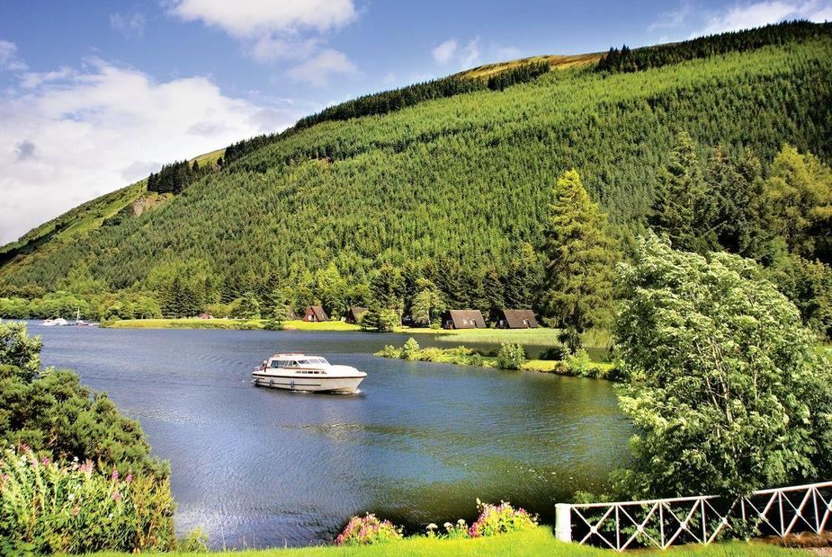 Nestled on the Banks of Loch Oich