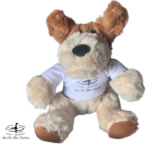 Darcy Dog - Ness-Sea Glass Teddy Bears