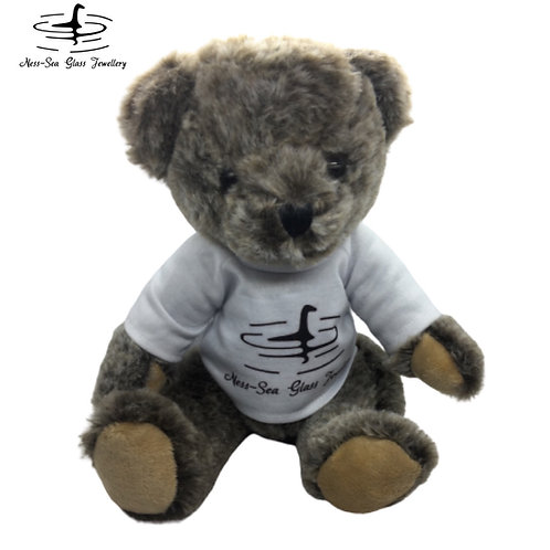 Archie - Ness-Sea Glass Teddy Bears