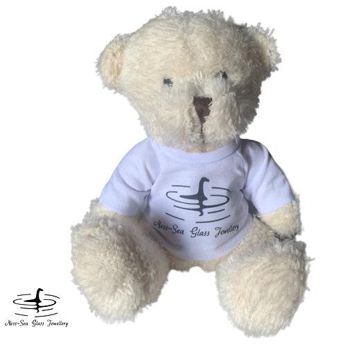 James - Ness-Sea Glass Teddy Bears