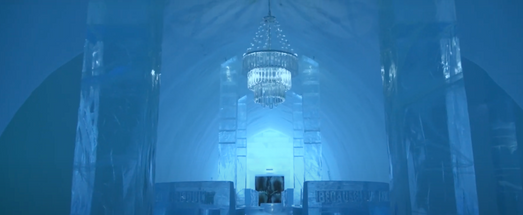 ICEHOTEL - for the thirtieth time