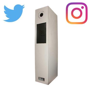 Hashtag Printer Hire