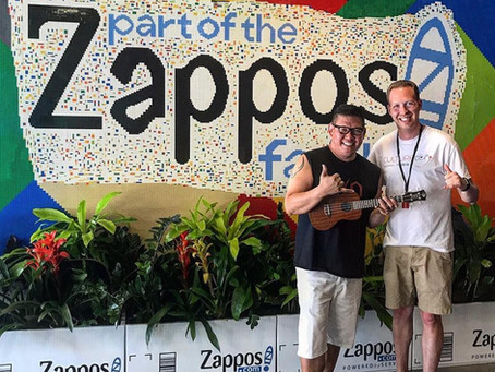 I spent a day emerged in the Zappos Culture, here's what I learned