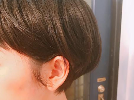 lib hair machida 『カットの価値』