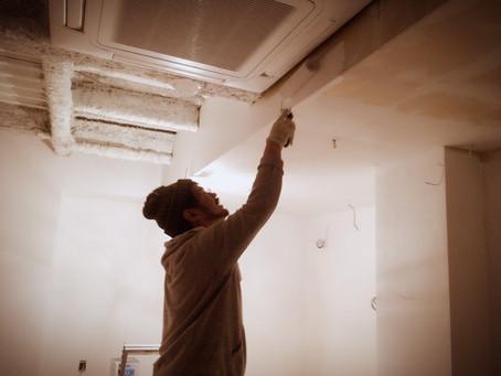 町田 美容室 美容院 Lib ササキ 『お店の塗装やっみました2』