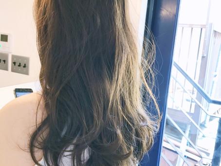 Lib hair『夏を楽しむヘアカラー』