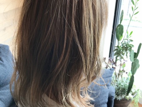 Lib hair 町田 『マットグレージュ』