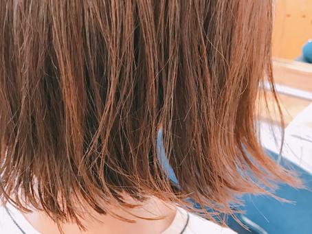 lib hair 町田 『ウエットな質感にするイチオシスタイリング剤は?』
