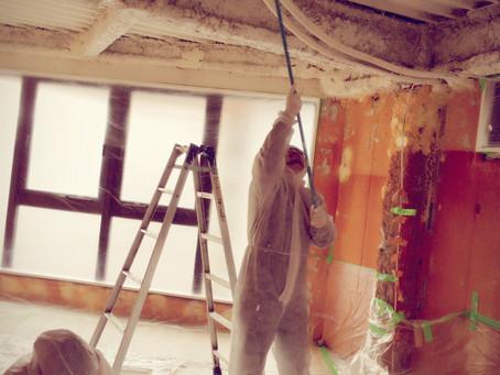 町田 美容室 Lib ササキ 「お店の塗装やってみました」