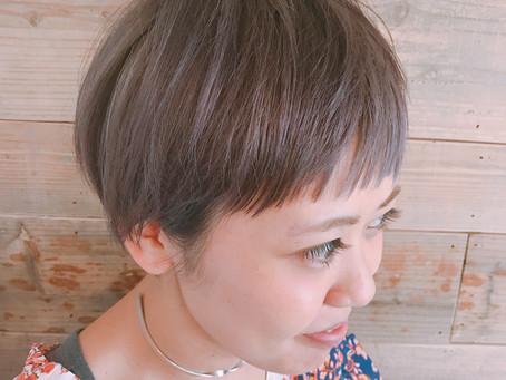 Lib hair 町田 『前髪のスタイリングが簡単になるメニュー♪』