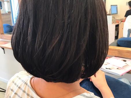 Lib hair 町田 【バッサリーbob】